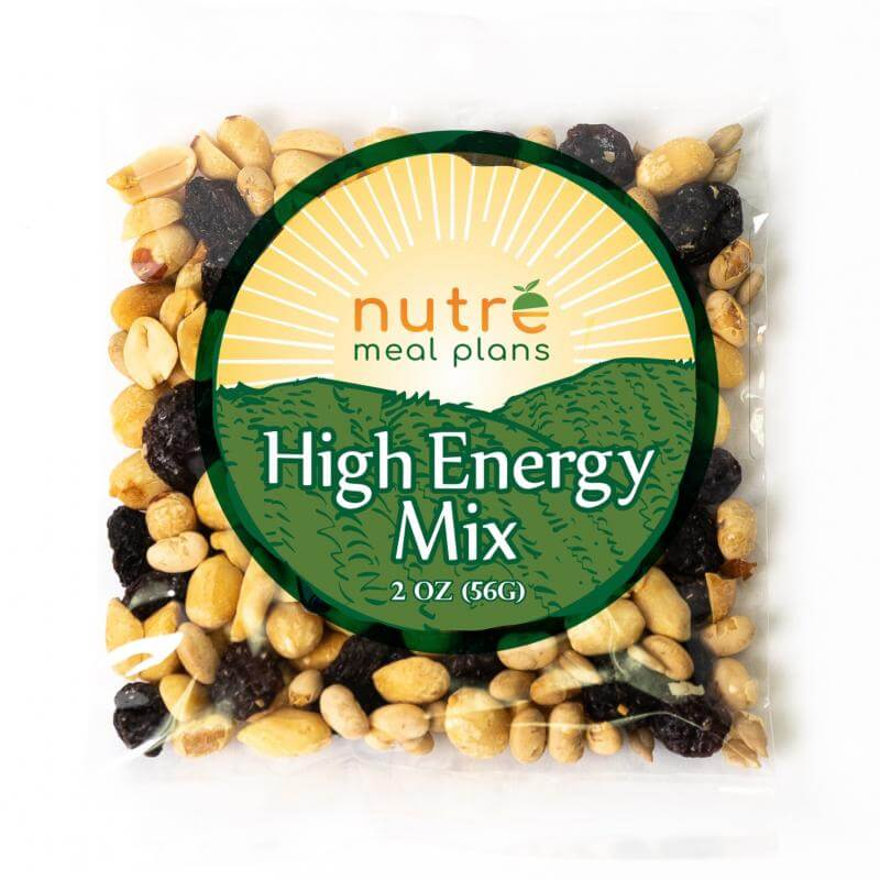 High Energy Mix