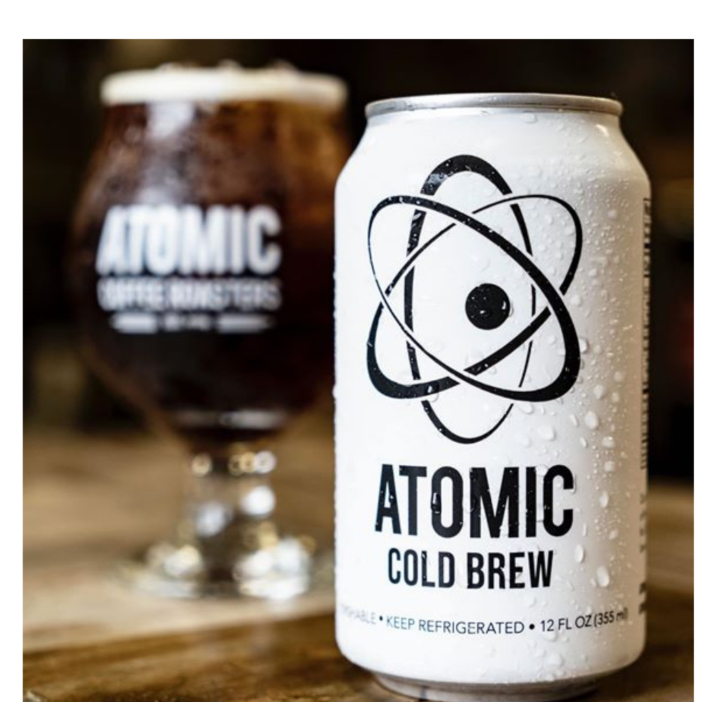 Atomic Black Original Cold Brew
