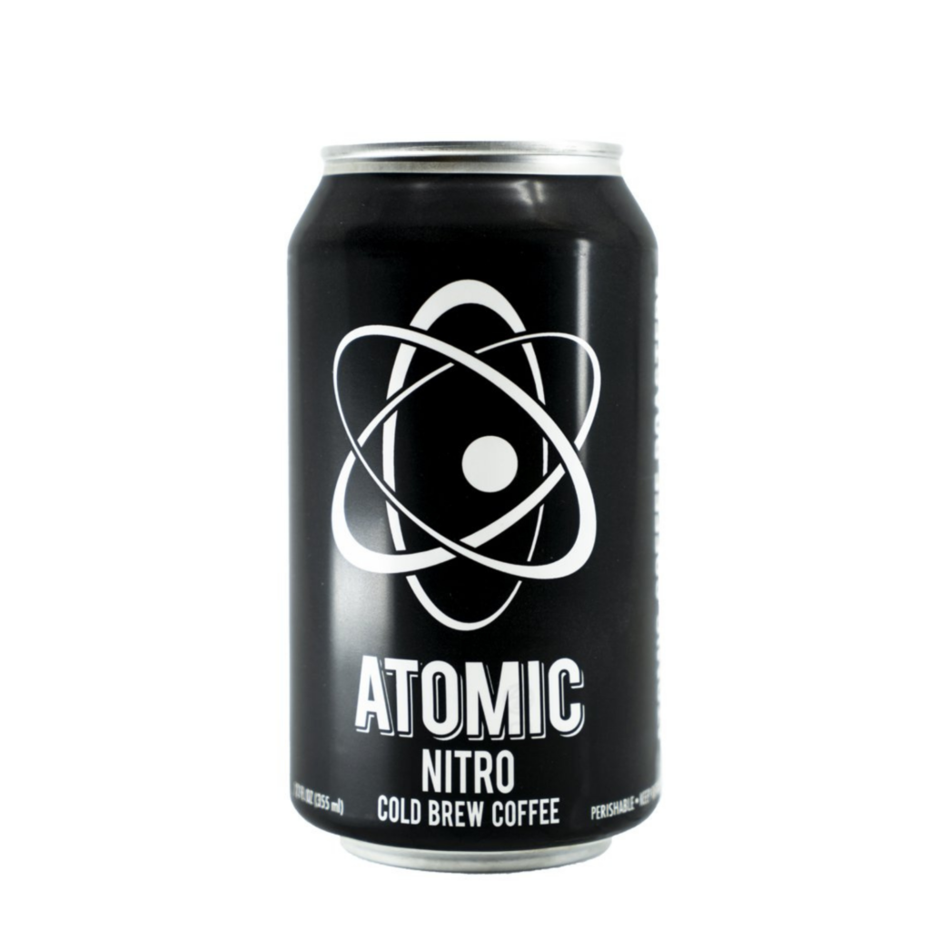 Atomic Nitro Cold Brew