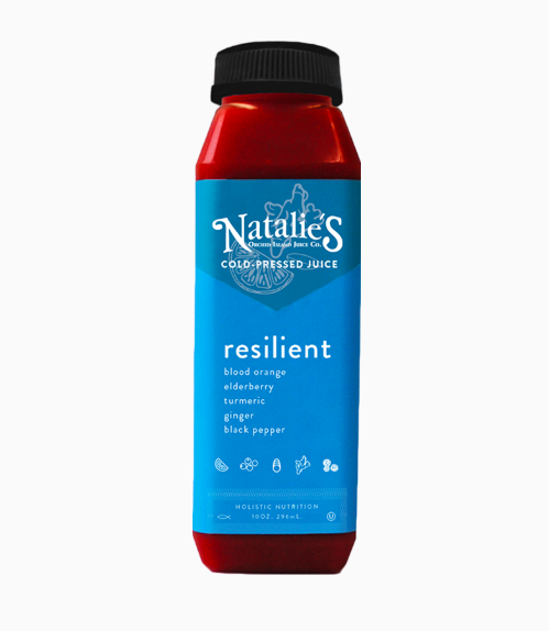 Resilient Cold Pressed Juice