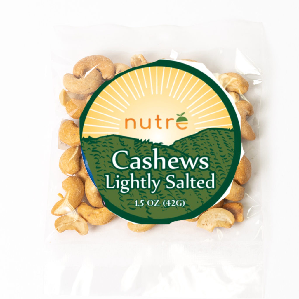 Lightly Salted Cashews