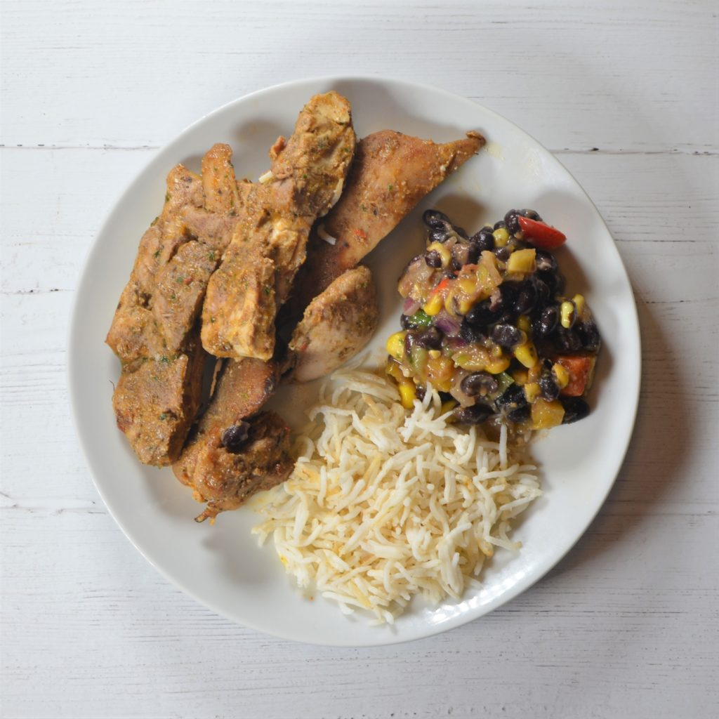 Jamaican Jerk Chicken (Balance)