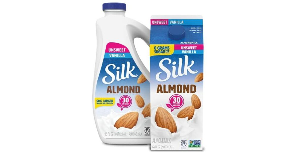 Unsweetened Almond Milk – Silk (1.54 L)