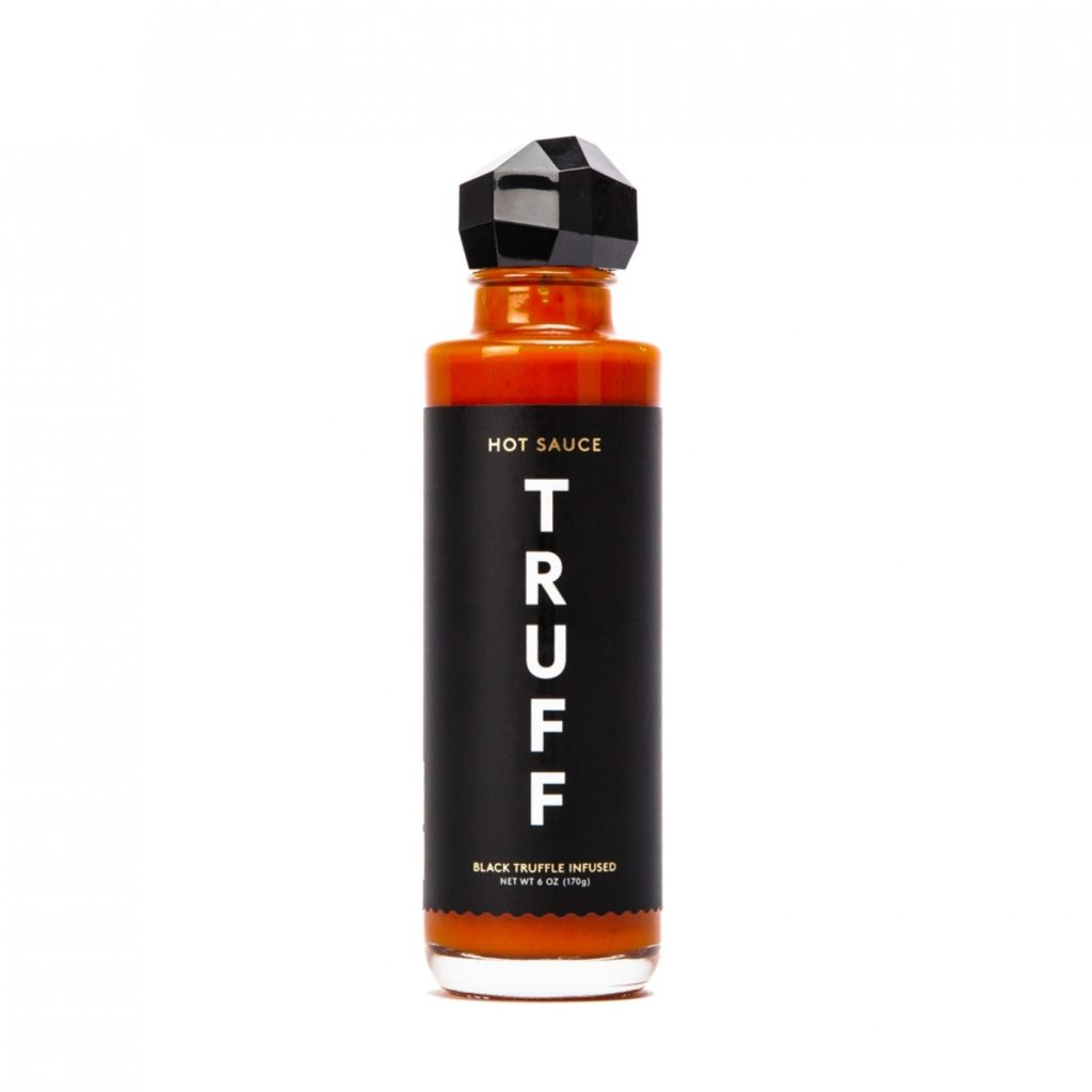 Black Truffle Hot Sauce – TRUFF (6 oz)