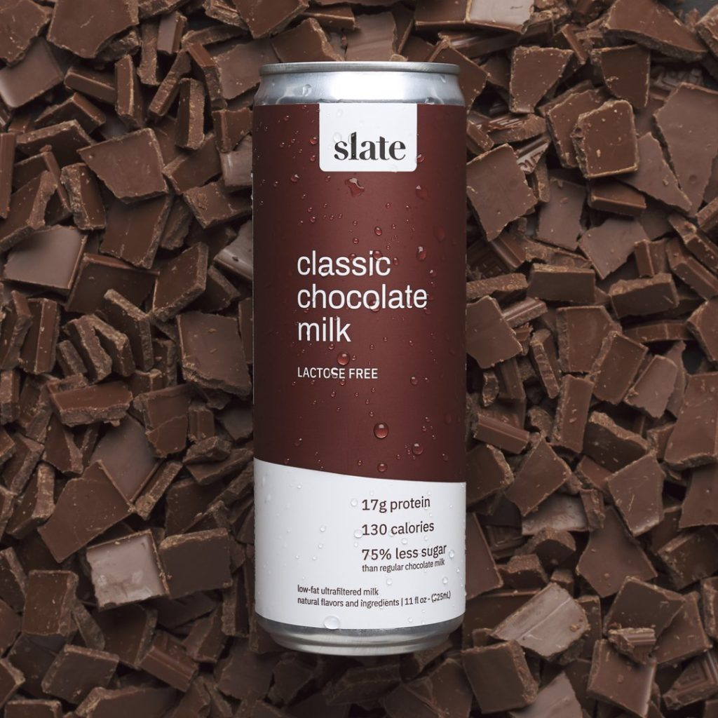 Classic Chocolate Milk – Slate (12oz)
