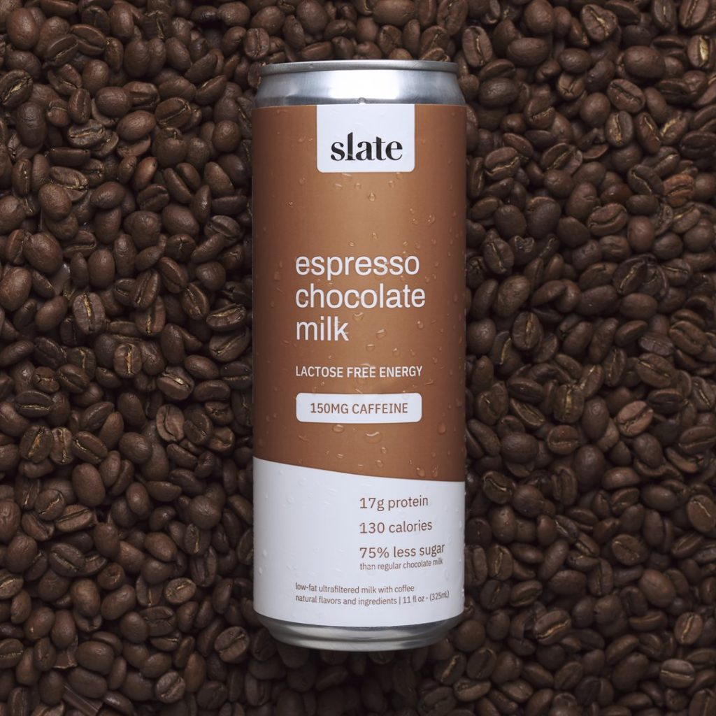 Espresso Chocolate Milk – Slate (12oz)
